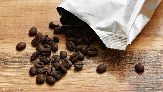 無印良品 カフェインレスコーヒーの豆