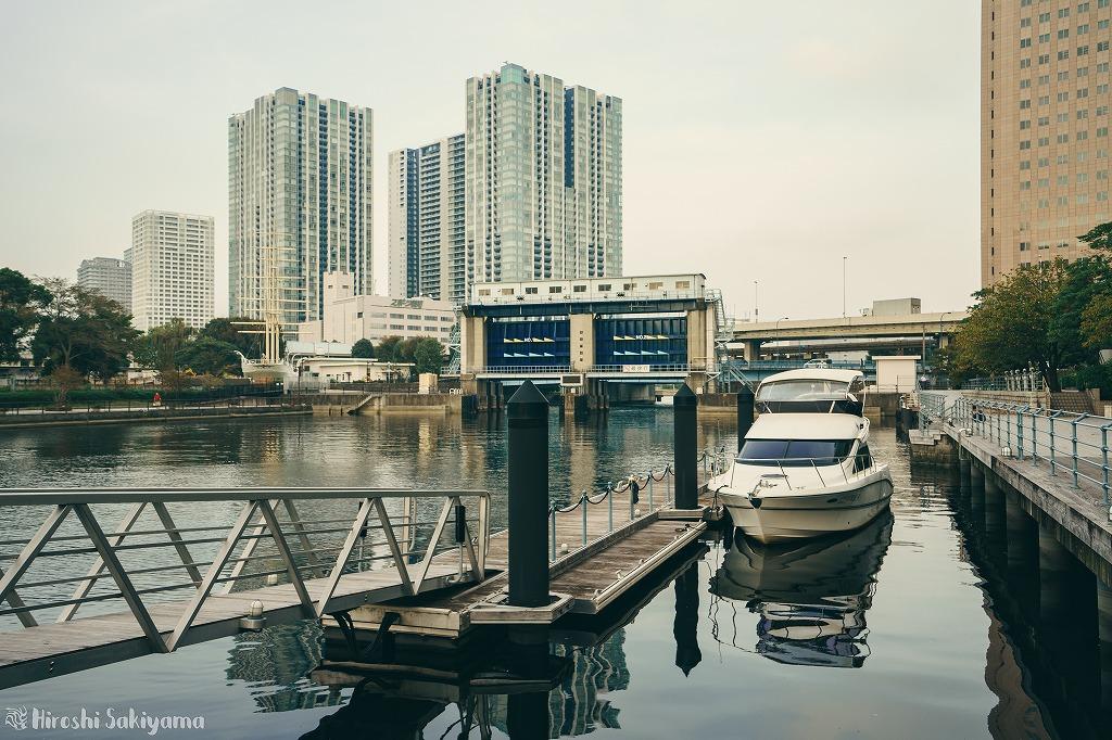 クルーズ・運河の作例
