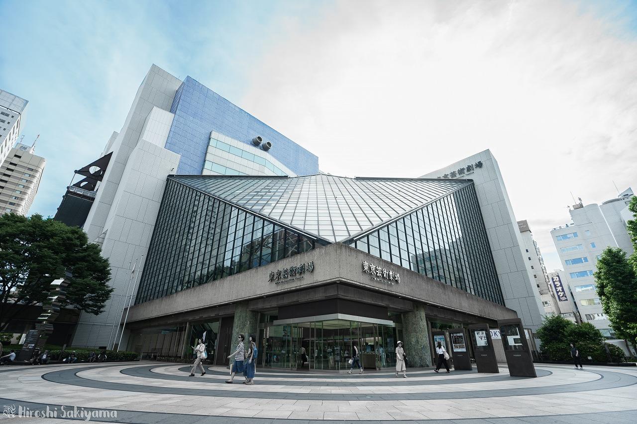 東京芸術劇場・作例