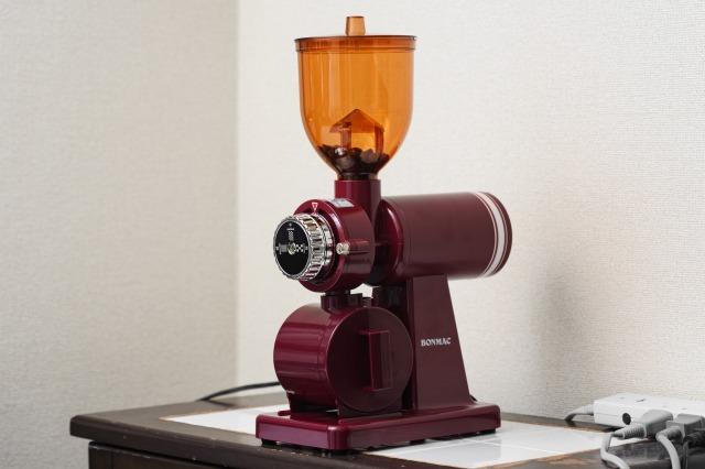ボンマック コーヒーミル BM-250N