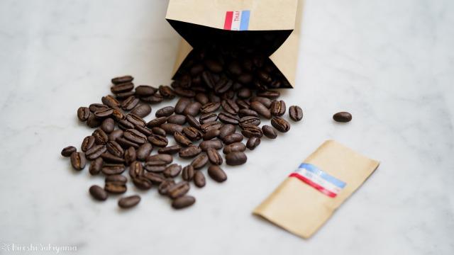 焙煎香房シマノのコーヒー豆