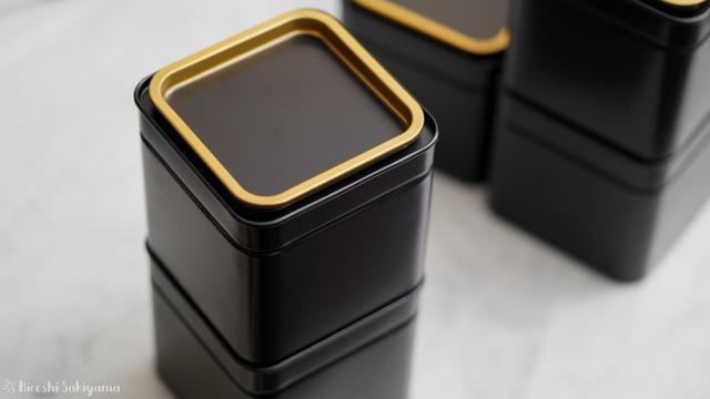 IKEA ブロムニング コーヒー/紅茶用の缶を重ねる(スタッキング)