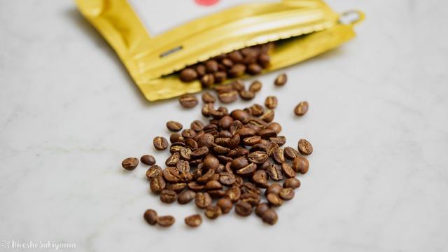 珈琲螺房のコーヒー豆