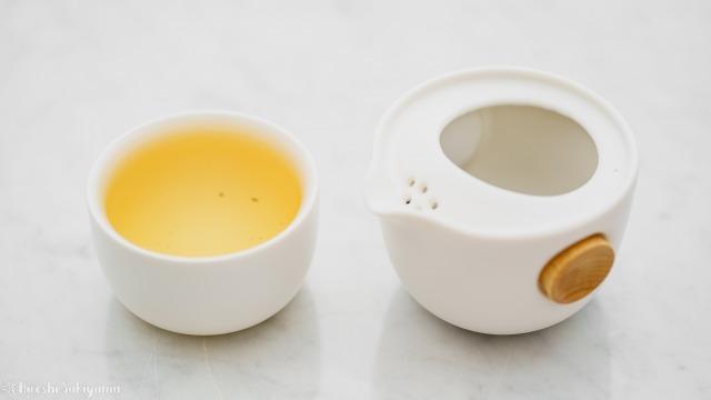 宜龍 Eilong 中国茶テイスティングセットで淹れた中国茶