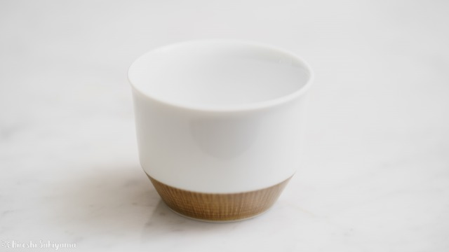 白山陶器 茶宝 栗茶の小煎茶
